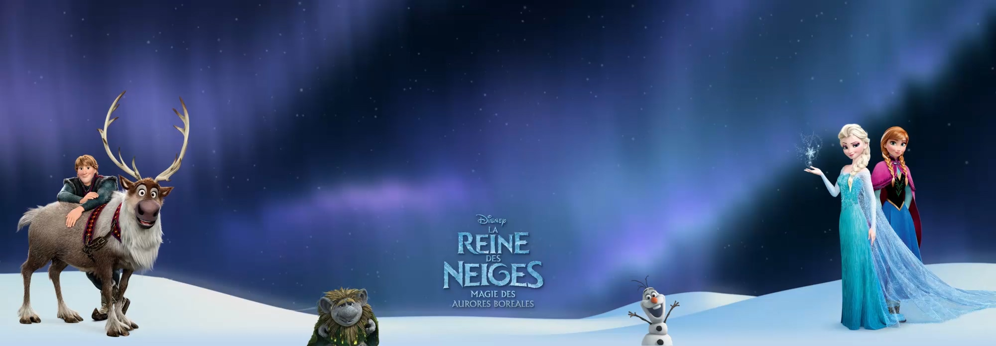 BE-FR Frozen Northern Lights Flex Hero