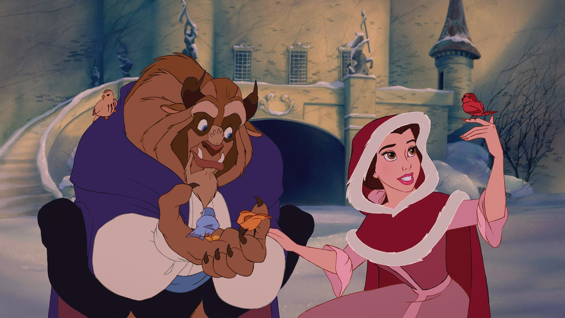 """Zenimation """"Kindness"""" - Beauty and the Beast"""