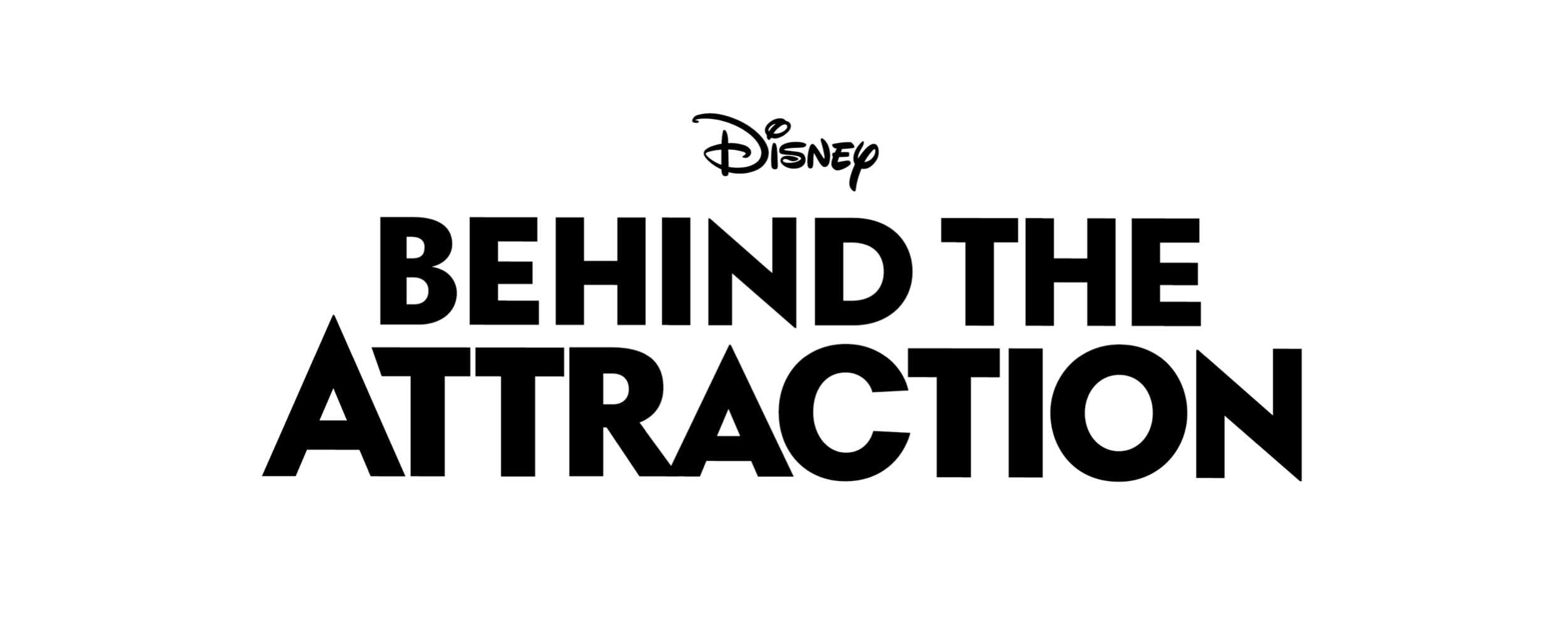 Behind the Attraction Media Kit