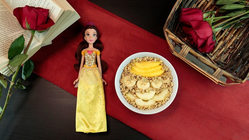 Smoothie a la Princess Belle
