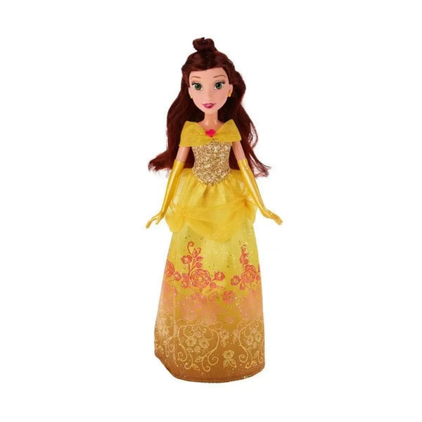 Hasbro Disney Princess Royal Shimmer Belle Doll