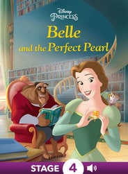 Disney Princess: Belle and the Perfect Pearl