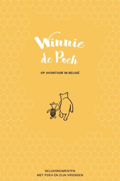 Winnie de Poeh - Op avontuur in België