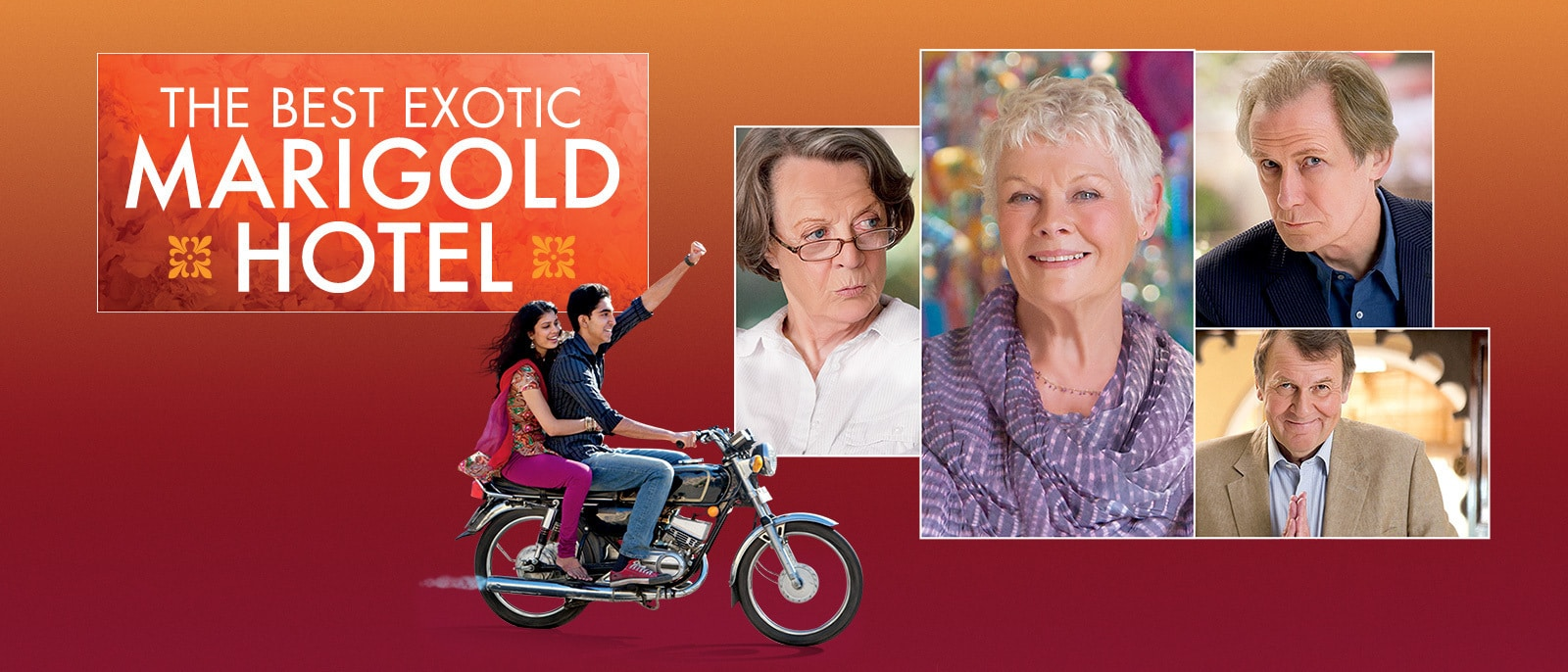 The Best Exotic Marigold Hotel Hero