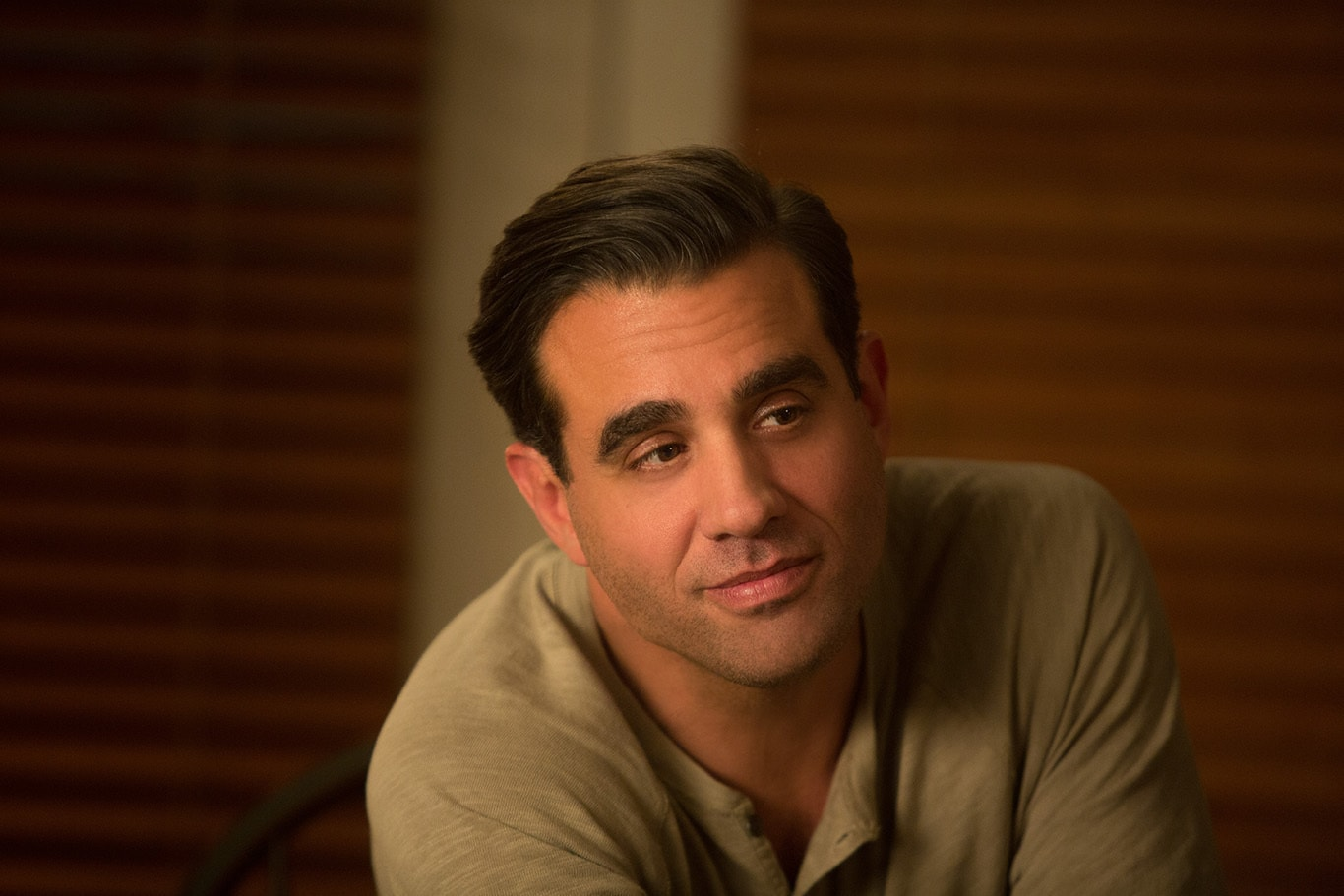 Bobby Cannavale (as Paxton) in the movie Ant-Man