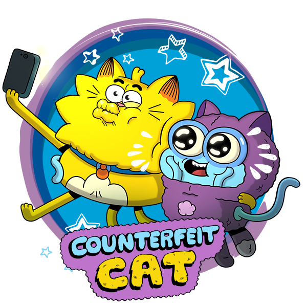 Counterfeit Cat (Show Nav Link)