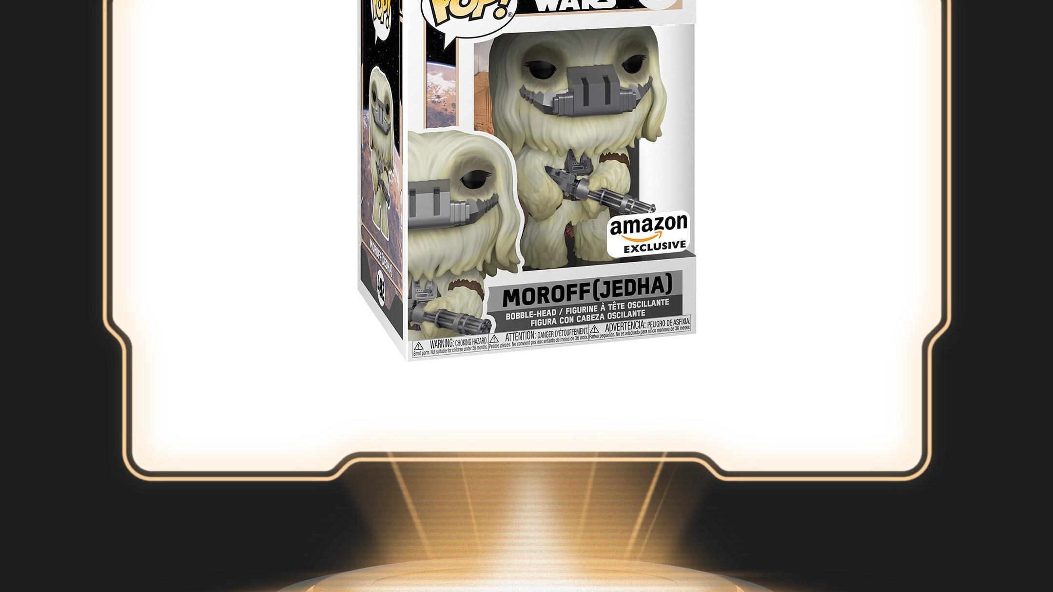 Funko - Funko Pop! Star Wars: Moroff