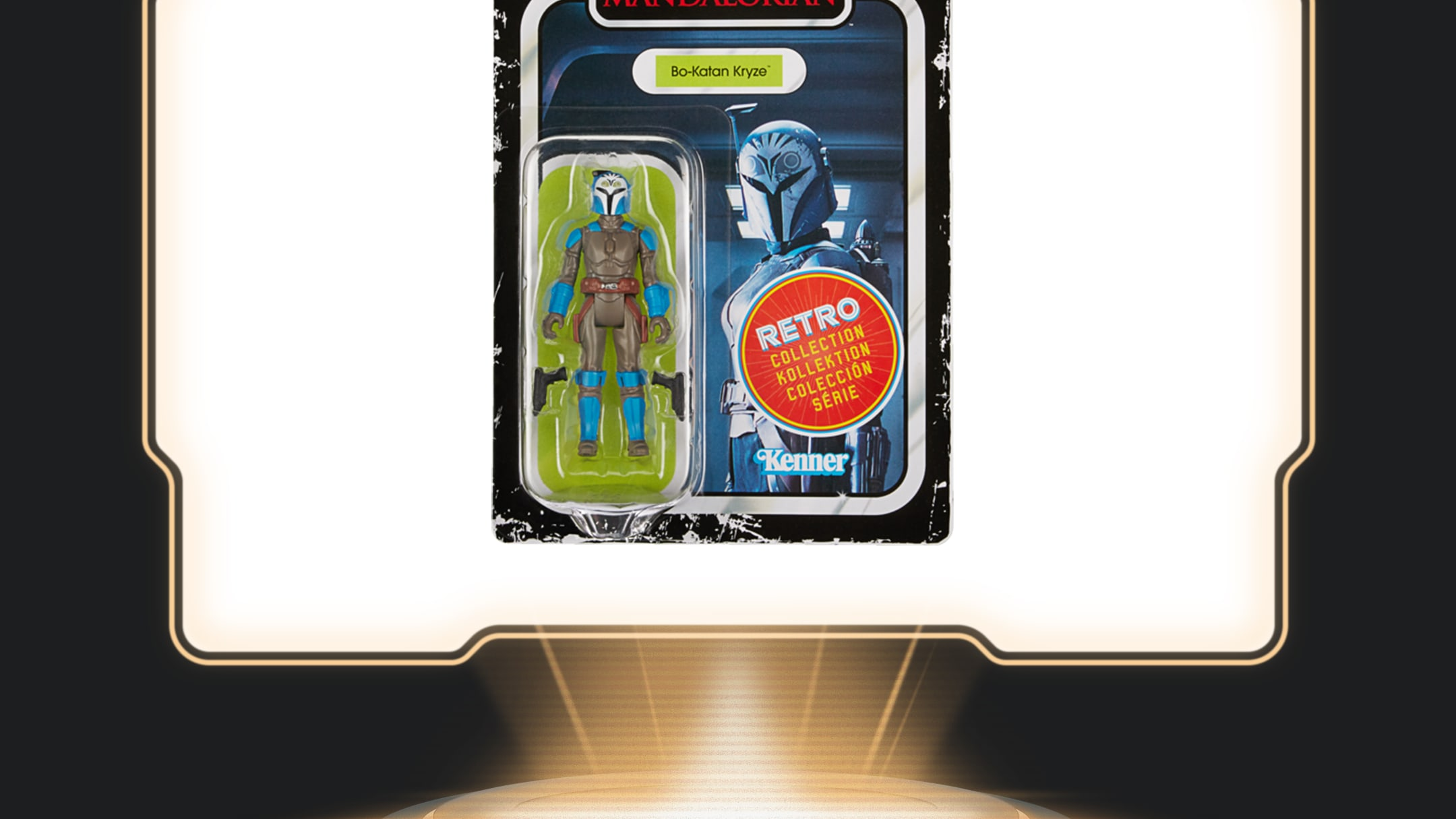 Hasbro - Star Wars: The Retro Collection 3.75-inch Bo-katan Kryze Figure