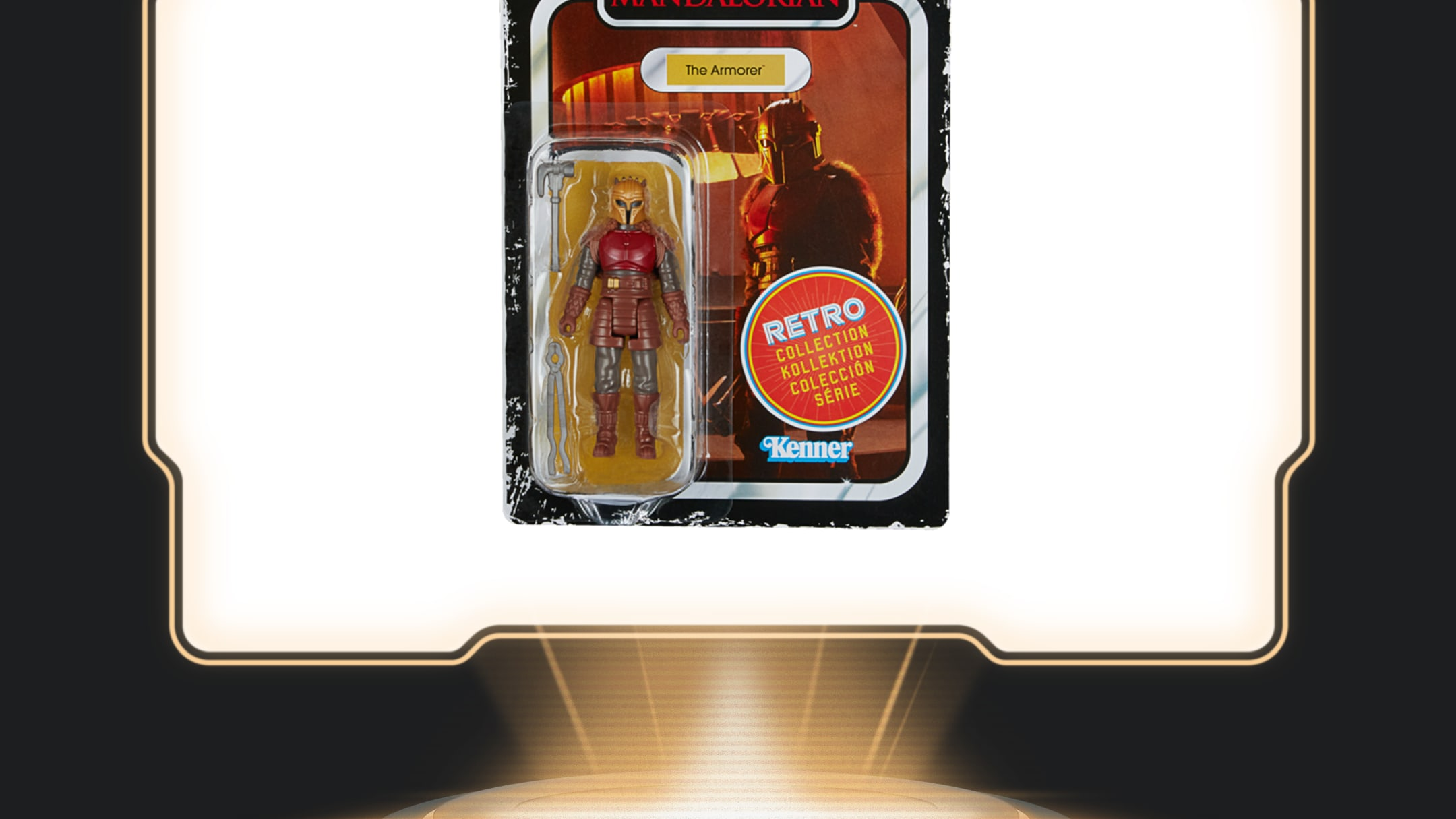 Hasbro - Star Wars: The Retro Collection 3.75-inch The Armorer Figure