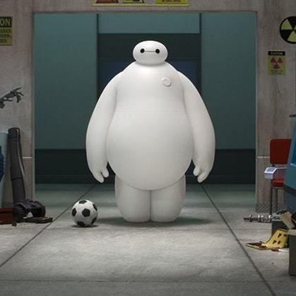 A Baymax Quote For Any Occasion