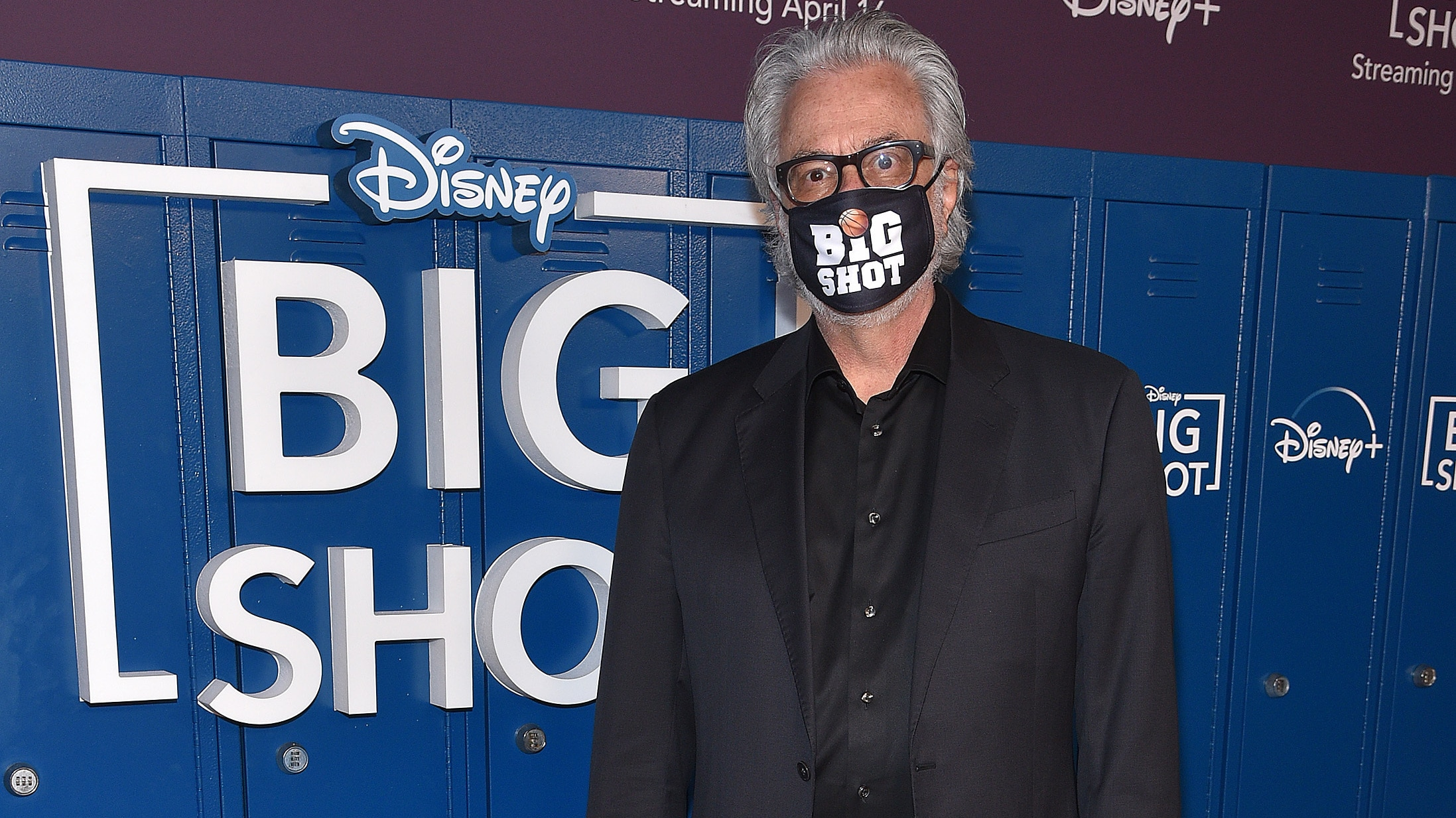 LOS ANGELES, CA - APRIL 14: Executive Producer Bill DíElia attends the world premiere drive-in screening of the Disney + original series ìBIG SHOTî at The Grove in Los Angeles, California on April 14, 2021. (Photo by Stewart Cook/Disney +/PictureGroup)