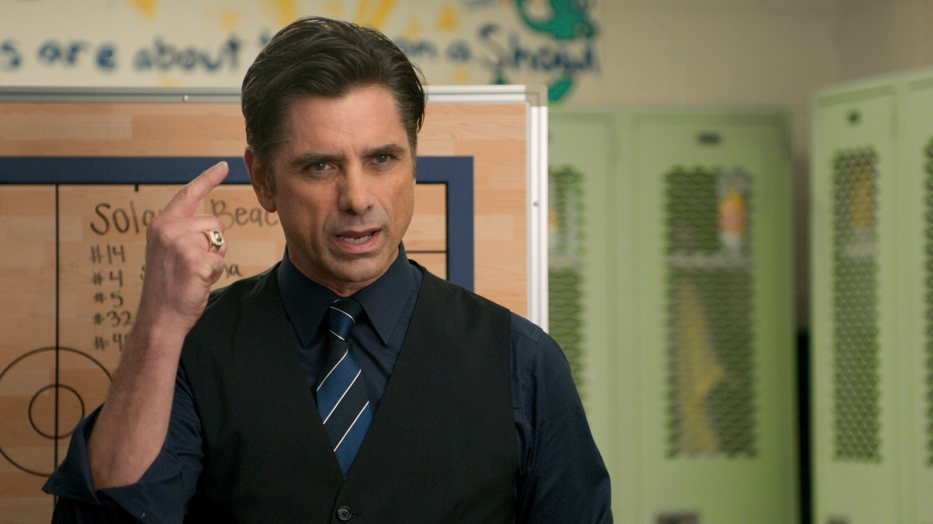 """BIG SHOT - """"This Is Our House""""  JOHN STAMOS"""