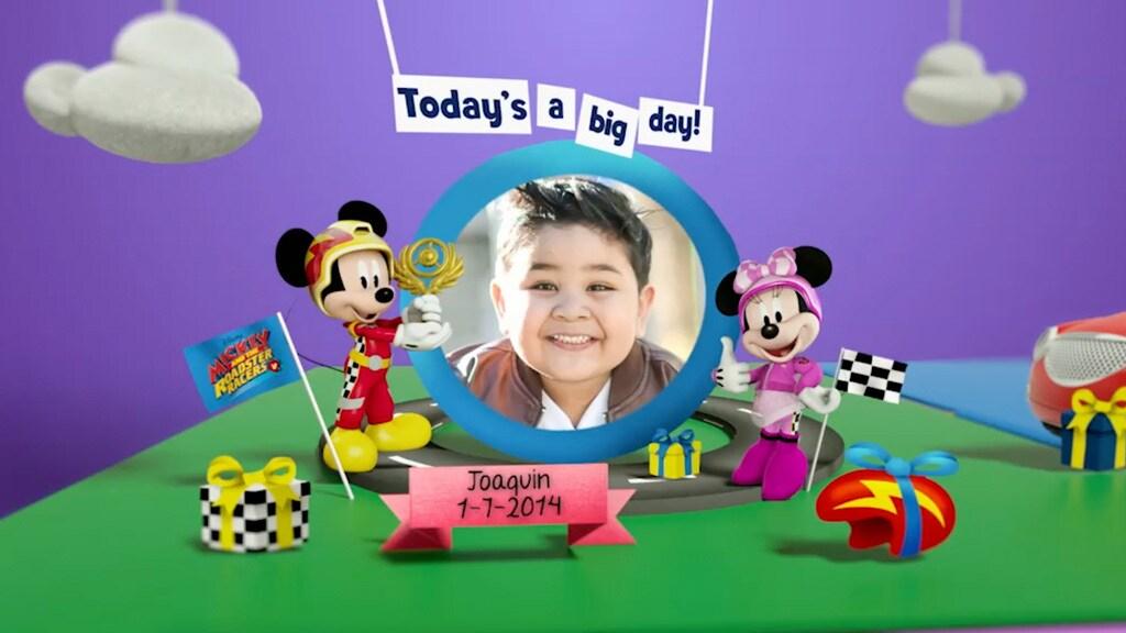 Disney Junior Birthday Book 2019 July Album 3