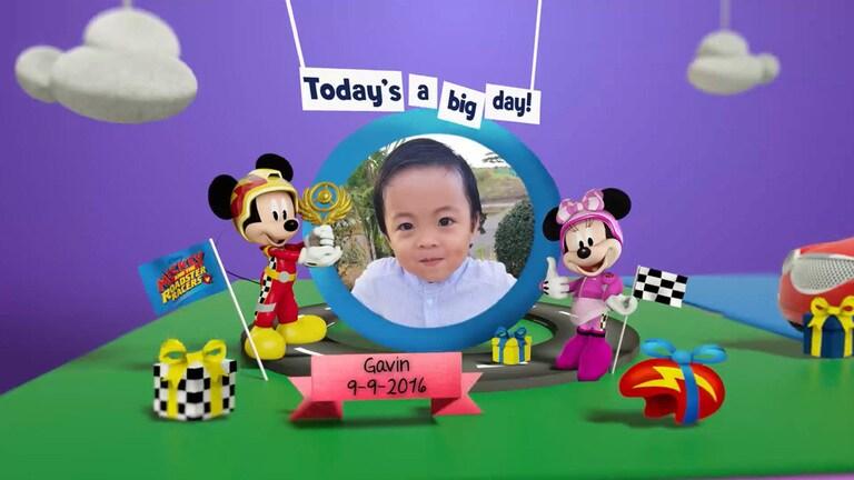 Birthday Book | Disney Junior | Philippines