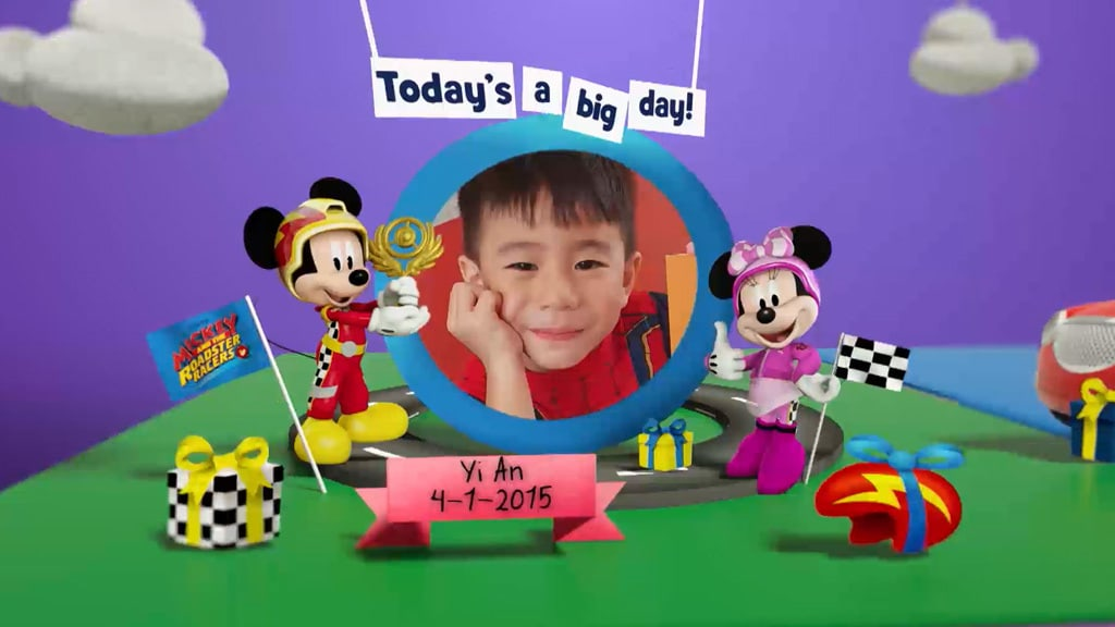 Disney Junior Birthday Book 2020 January Album 9