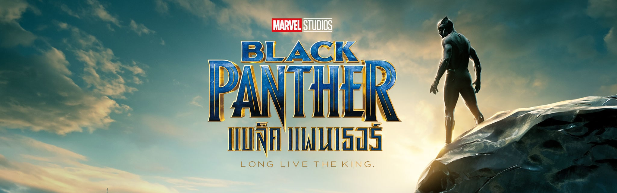 The Black Panther - In Cinemas soon - TH