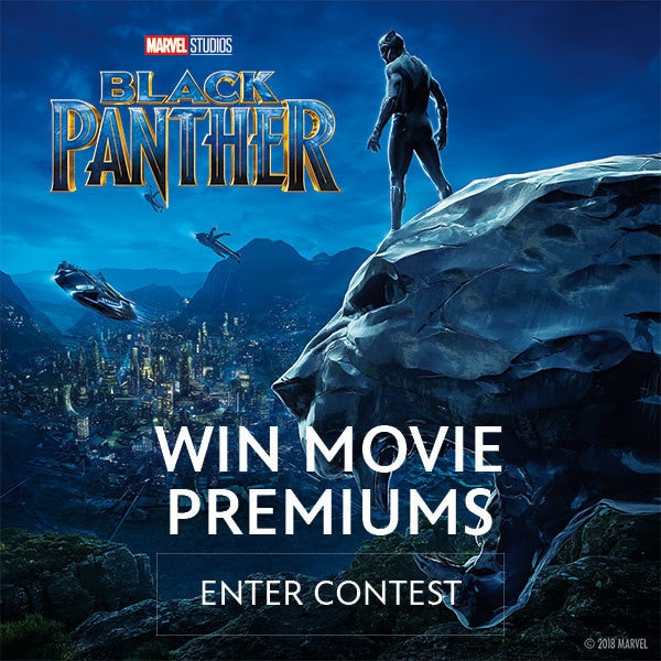 Black Panther Contest