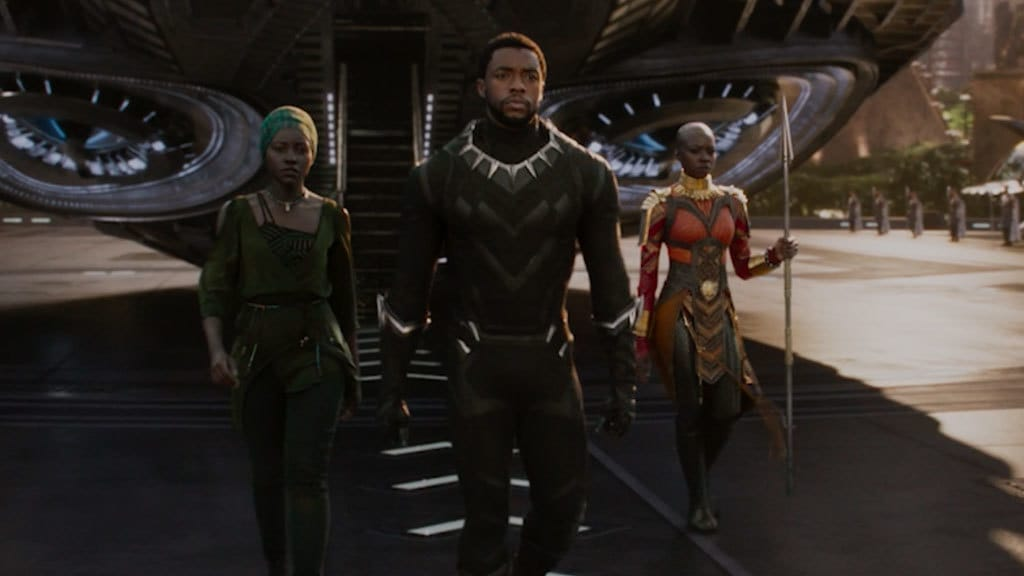 Marvel Studios Black Panther Trailer 2
