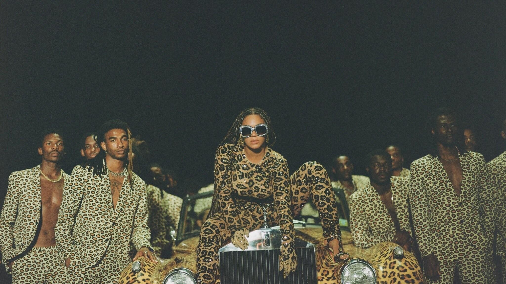 "Beyoncé from ""Black Is King"" photo by Travis Matthews"