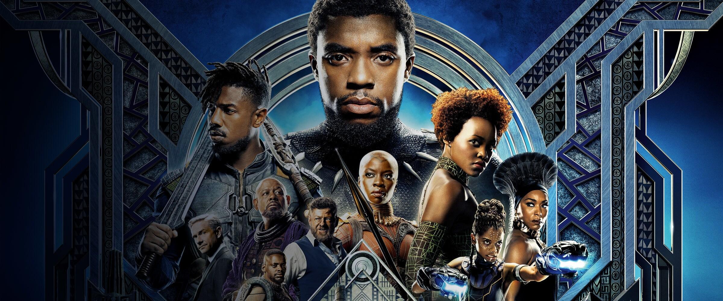 Marvel Studios' Black Panther - Emea Banner