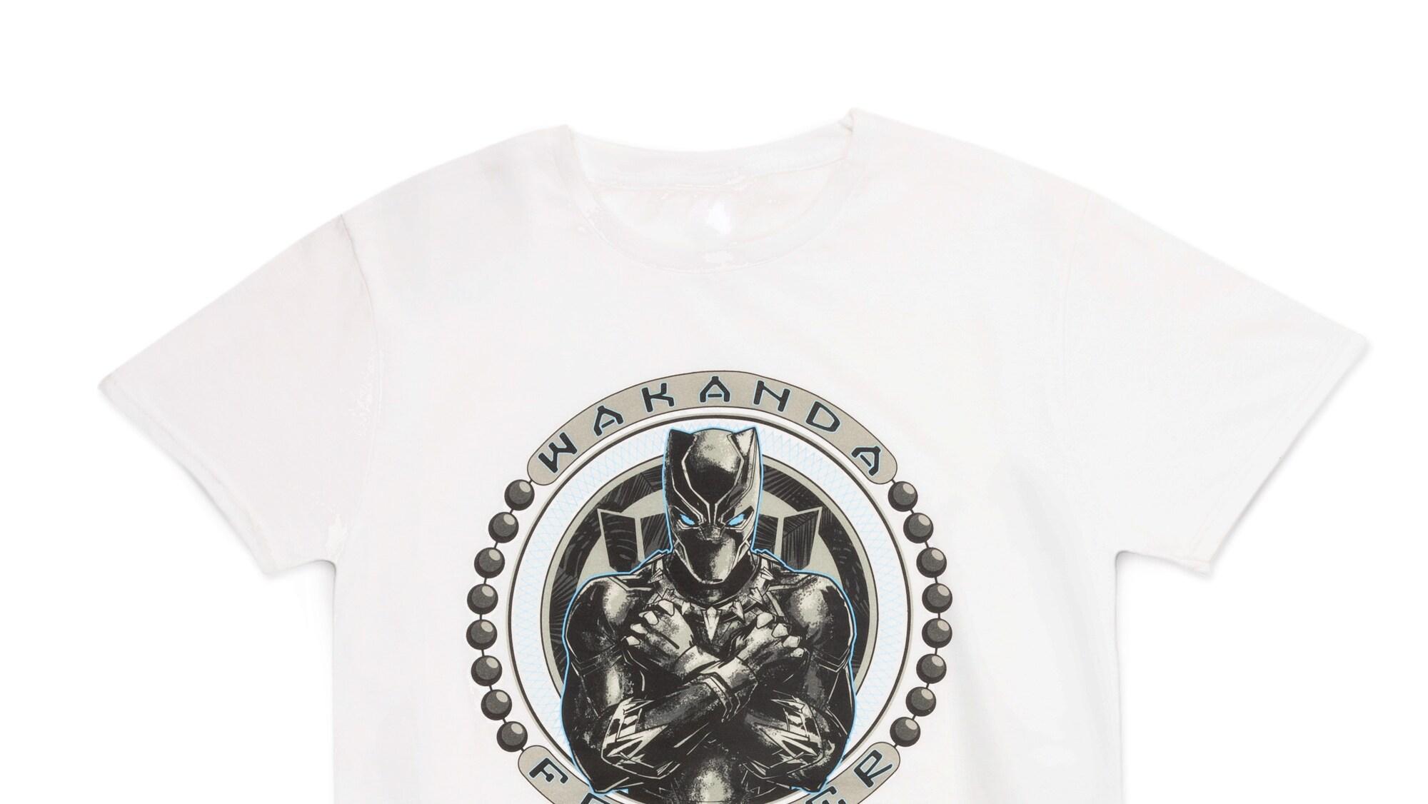 Marvel Mania - Black Panther T-Shirt