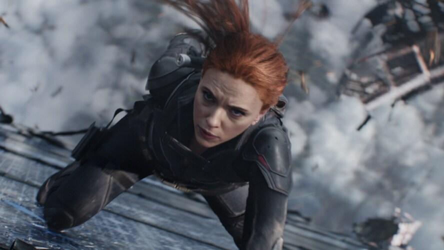 Black Widow se prepara para su llegada a la pantalla