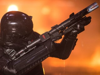 Death Trooper BlasTech E-11D Rifle