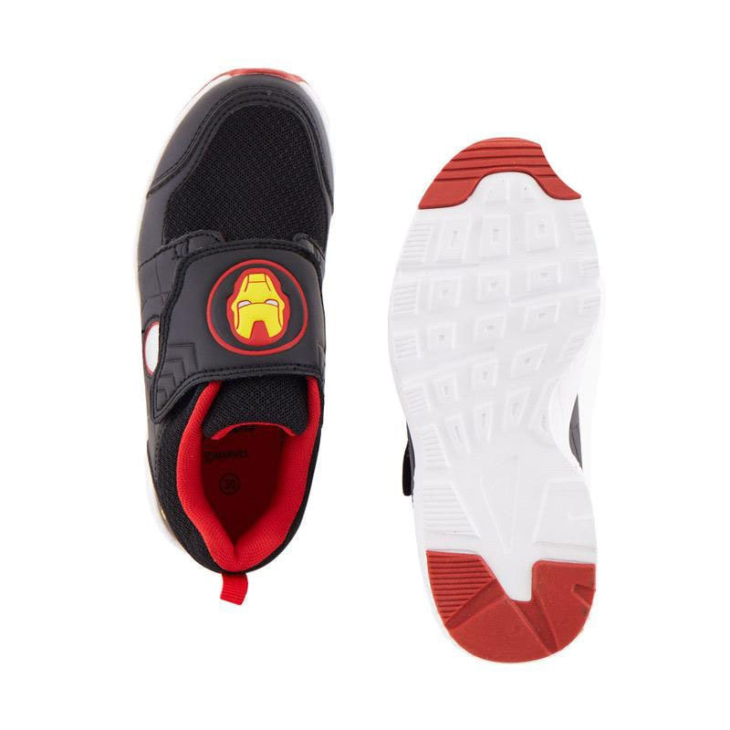 Marvel The Avengers: Iron Man Kids Sneakers