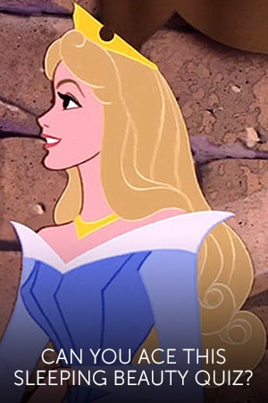 Can You Ace This Sleeping Beauty Quiz?