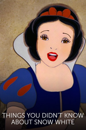 11 Things You Didn't Know About Snow White
