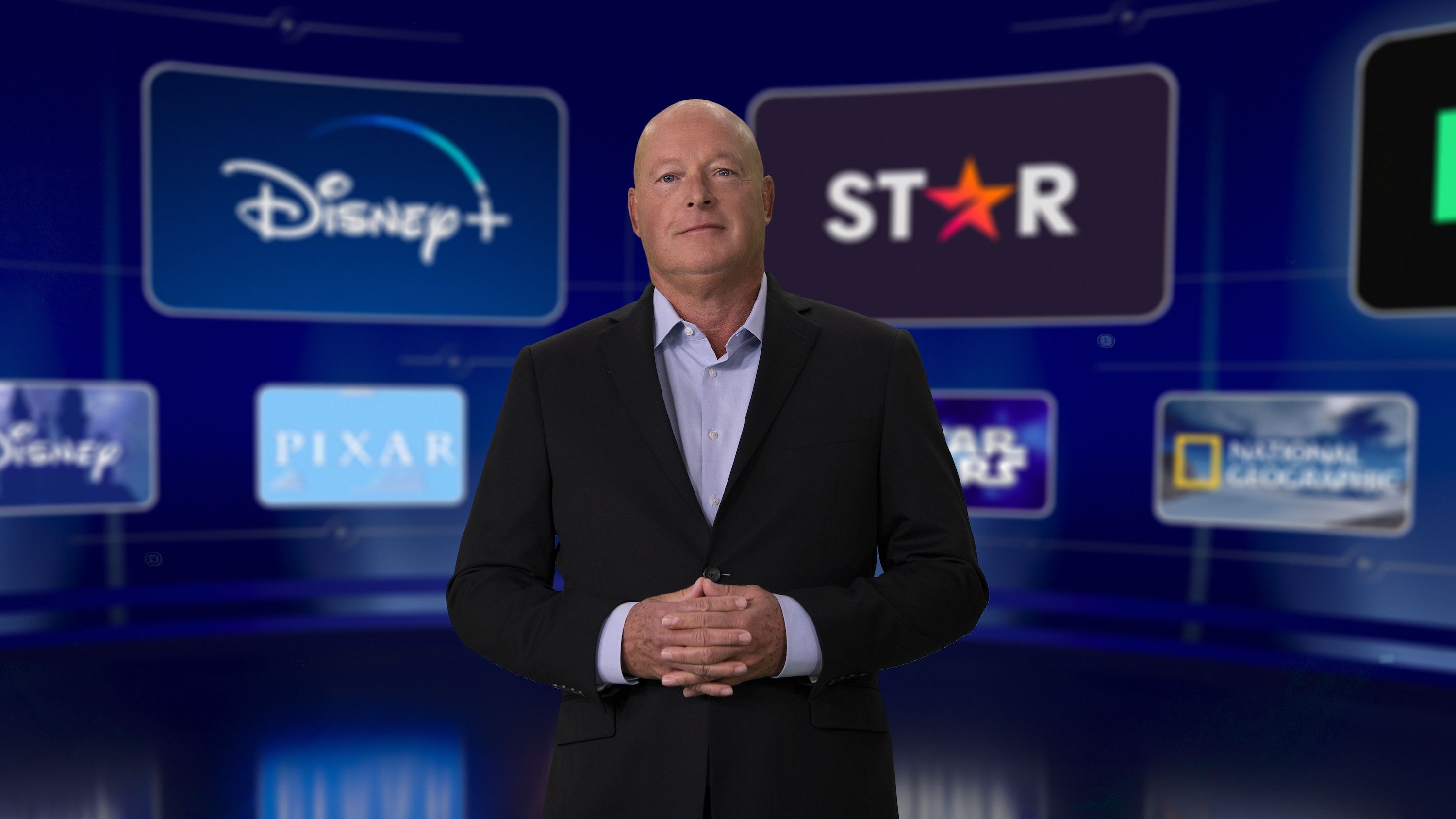 The Walt Disney Company CEO, Bob Chapek from the Investor Day 2020 presentation happening now.
