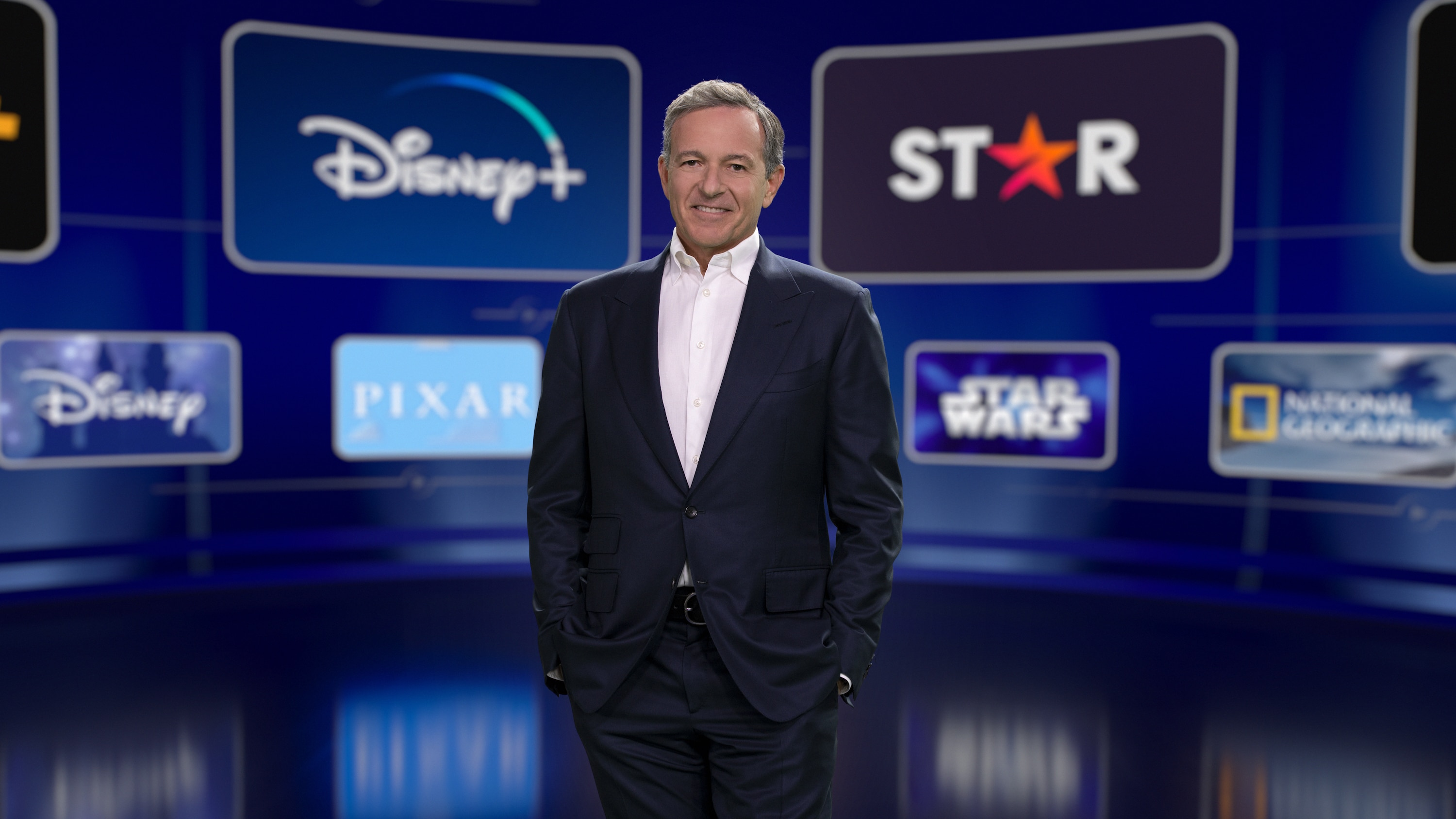 Robert A. Iger, Executive Chairman and Chairman of the Board, at The Walt Disney Company's Investor Day 2020.