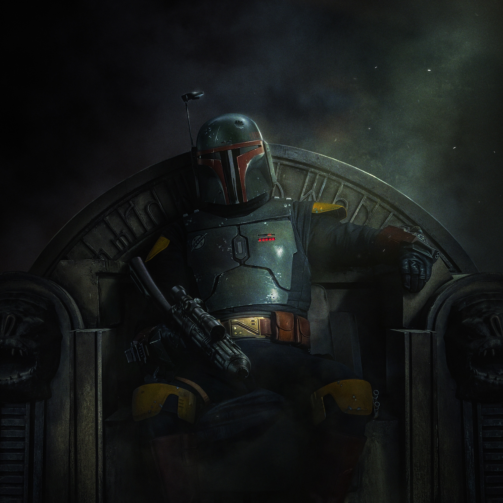 """""""The Book Of Boba Fett"""" Set To Launch Exclusively On Disney+ December 29"""