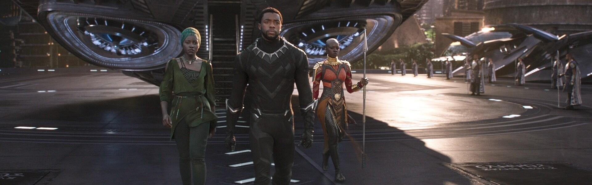 Oppdag Wakanda fra Marvel Studios Black Panther