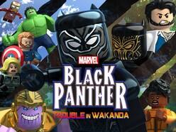 Lego Black Panther: Trouble in Wakanda