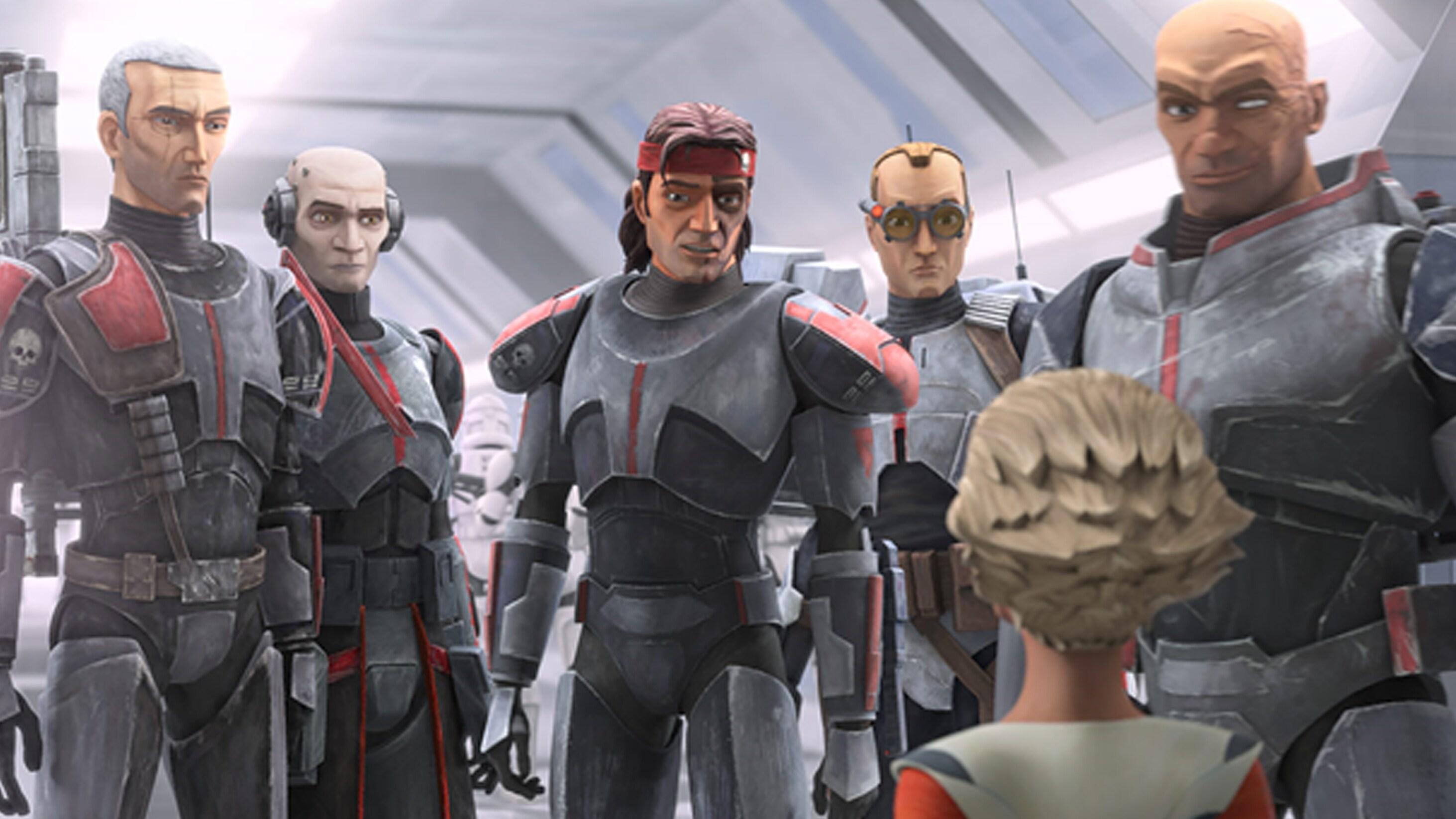 """""""Es un sueño hecho realidad"""": El camino de Brad Rau a Star Wars: The Bad Batch"""