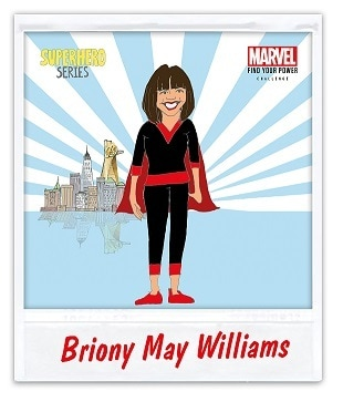 Briony Williams Find Your Power Challenge image