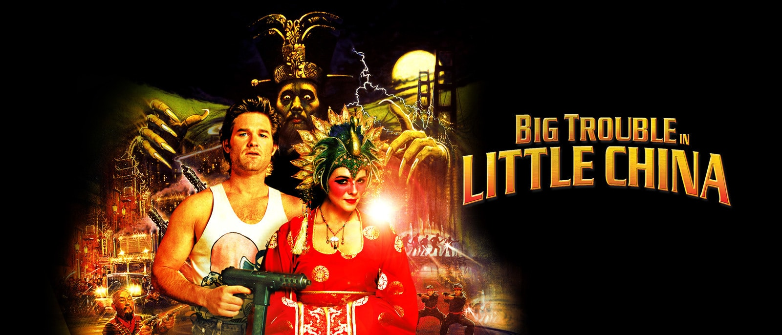 Big Trouble in Little China Hero
