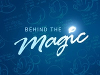 Behind the Magic collection