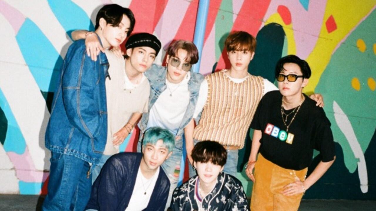En noviembre habrá nuevo álbum de BTS   Radio Disney Latinoamérica