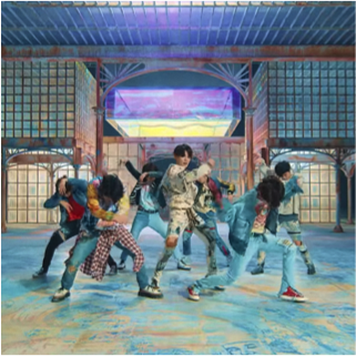 3. Fake Love - BTS