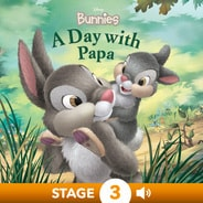 Disney Bunnies: A Day with Papa