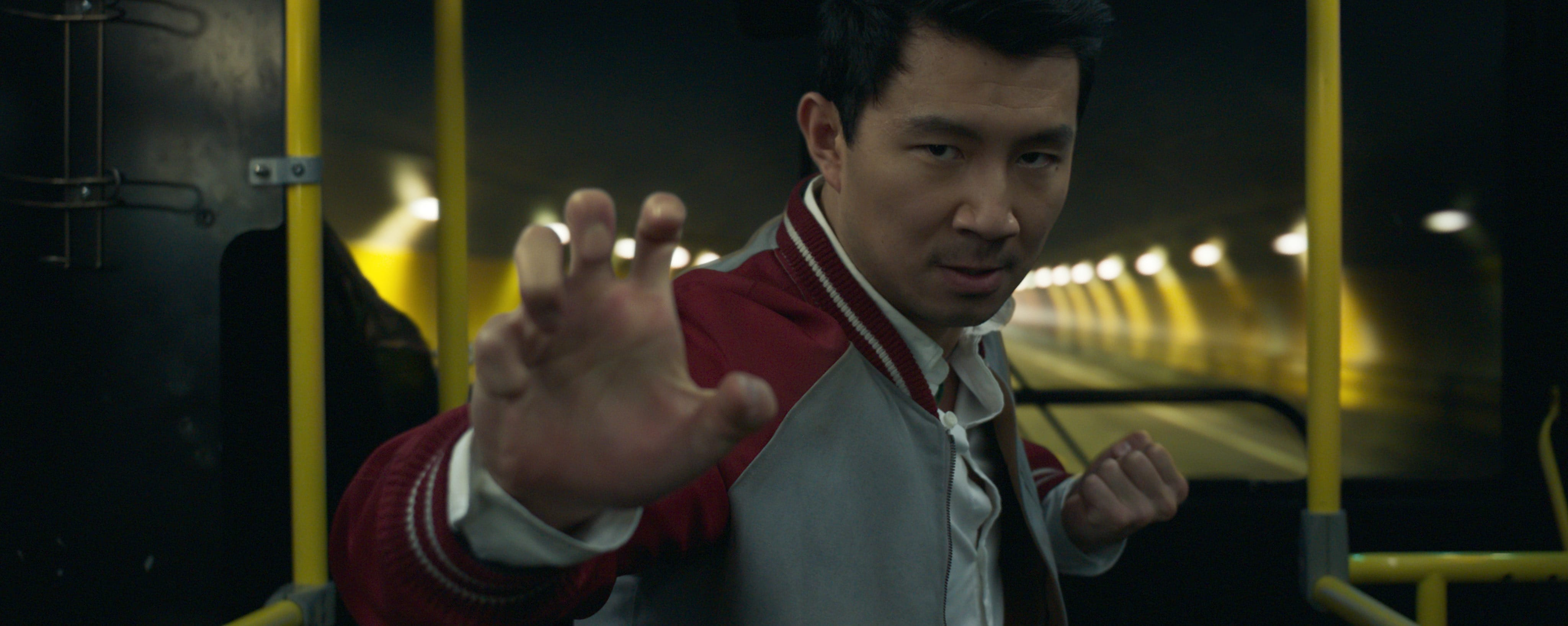 Simu Liu plays Shang-Chi in Marvel Studios' Shang-Chi and The Legend of The Ten Rings