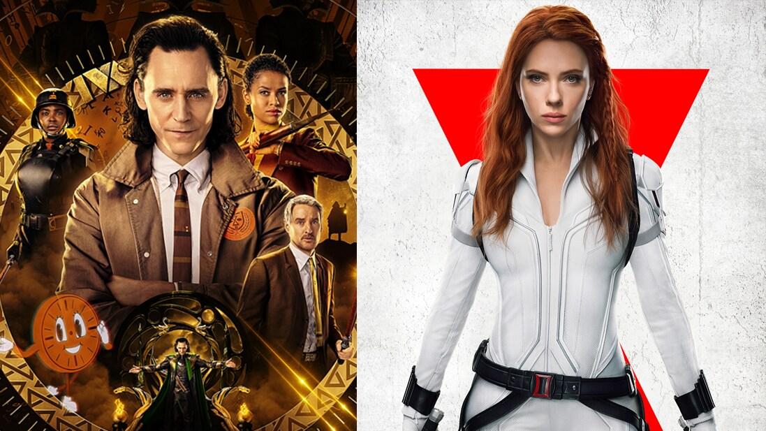 Conoce los nuevos adelantos de Loki y Black Widow con imágenes inéditas