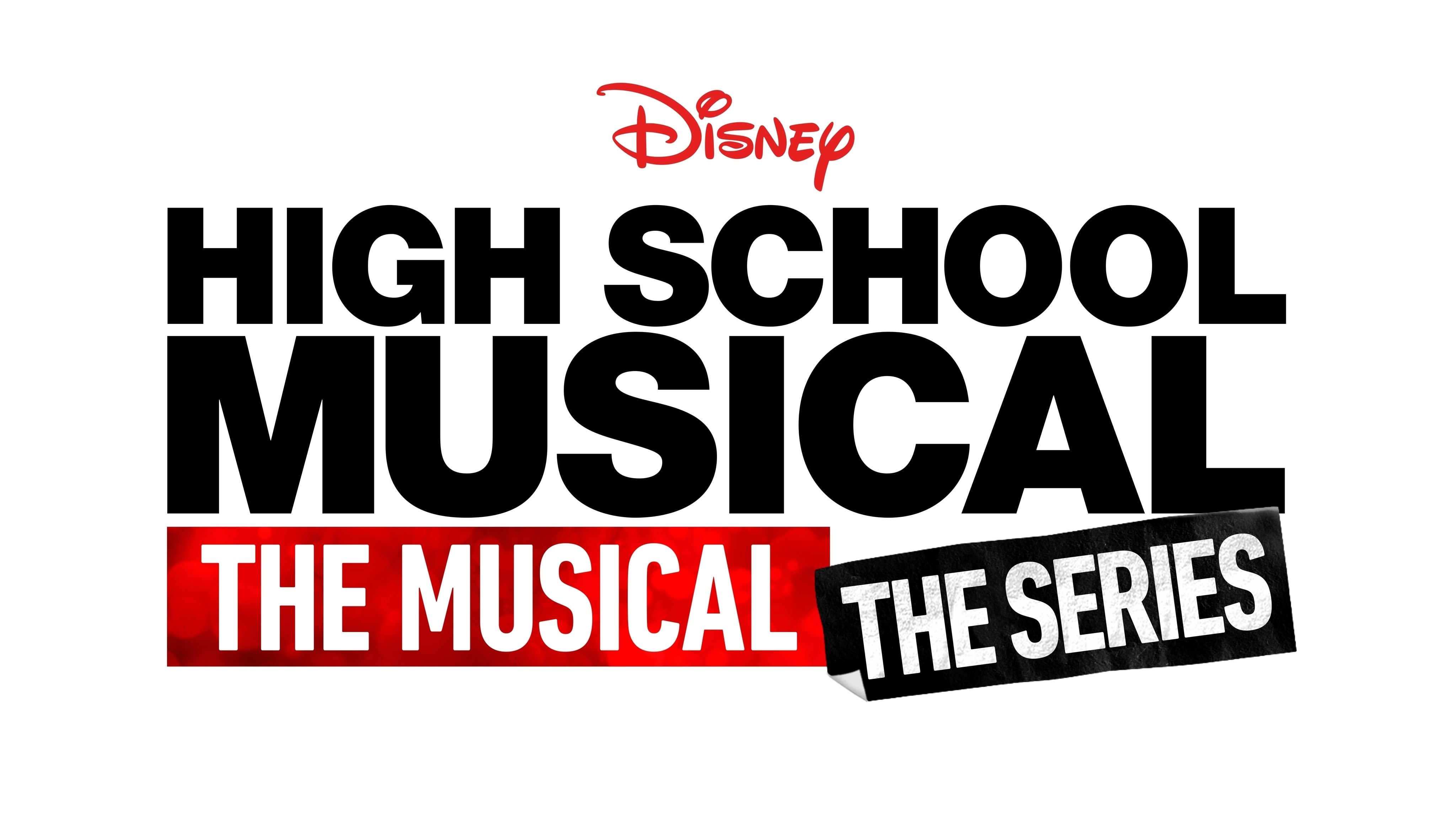 High School Musical: The Musical: The Series - Logo
