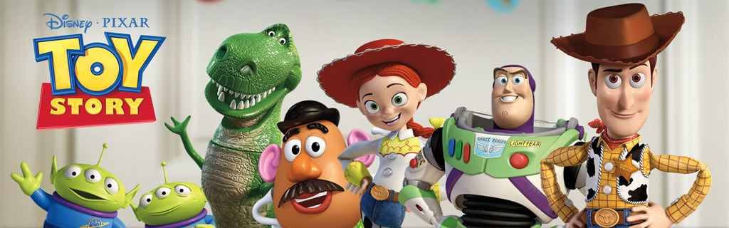 Toy Story Home hero