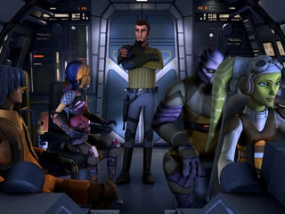 Droids in Distress Episode Gallery