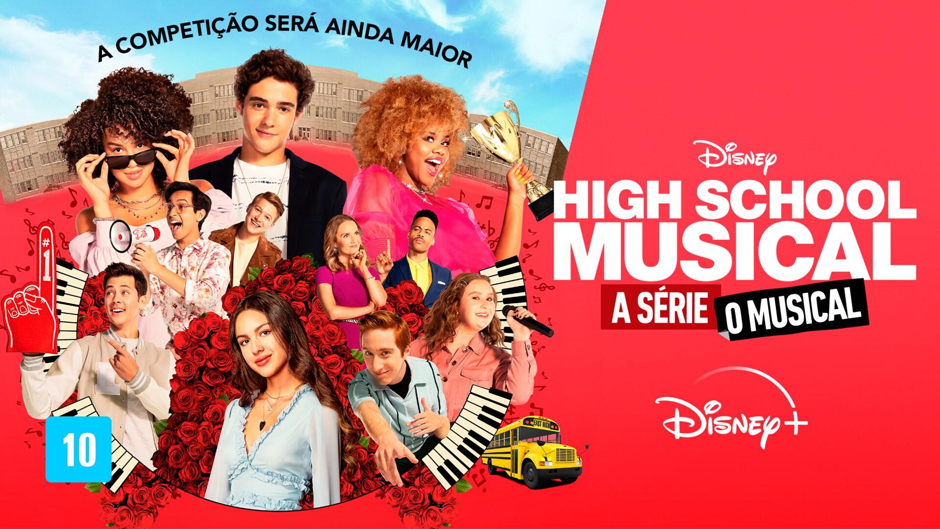 High School Musical: A Série: O Musical | Disponível no Disney+ a partir de 17 de novembro