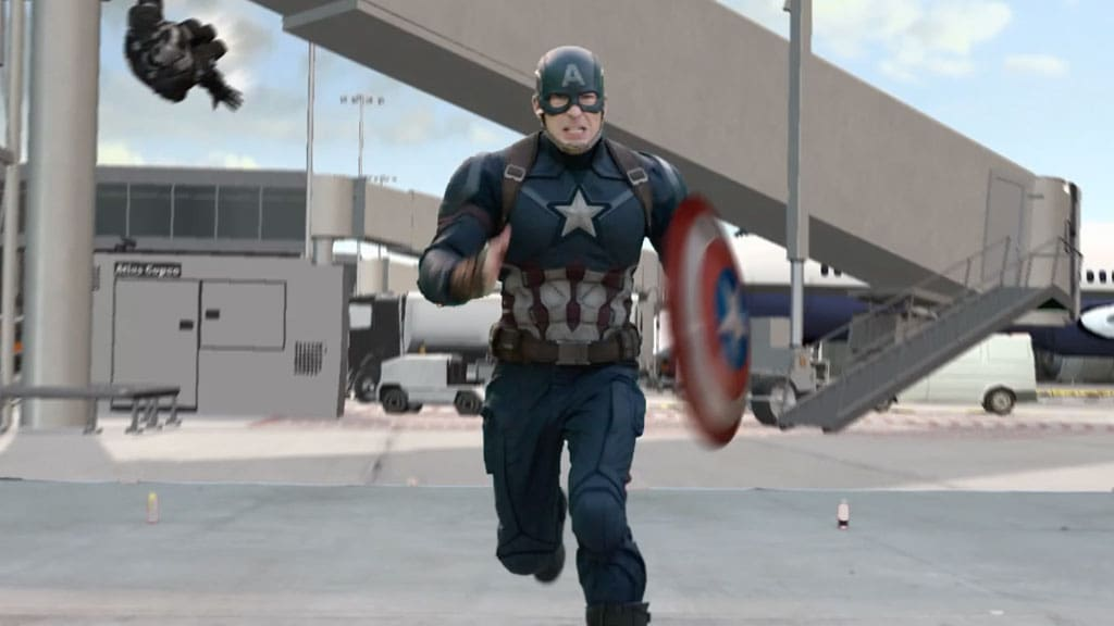 Captain America: Civil War – Deleted Scene