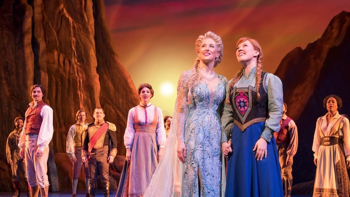 Watch the New Trailer for Frozen on Broadway and Prepare to Get the Chills
